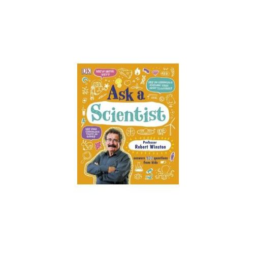 Ask A Scientist (9780241379240)