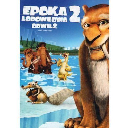 Imperial cinepix Epoka lodowcowa 2: odwilż (dvd) - darmowa dostawa kiosk ruchu (5903570121333)