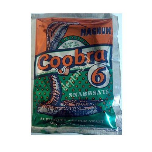 drożdże gorzelnicze COOBRA 6 magnum, Coobra