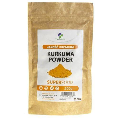 MedFuture Kurkuma Powder - 200 g