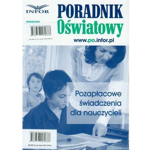 Pozapłacowe świadczenia dla nauczycieli (9788377160688)