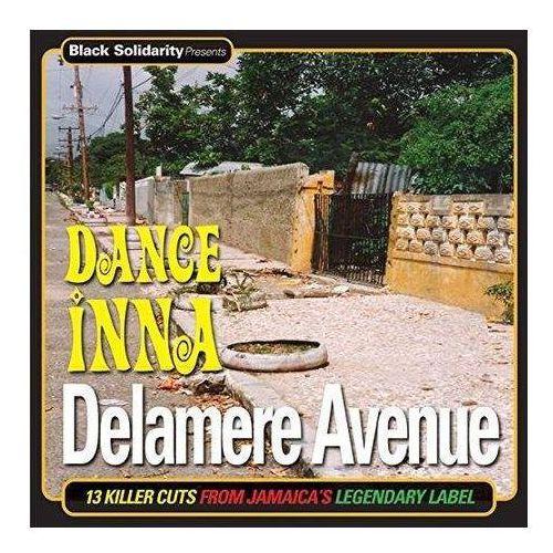 Black solidarity presents dance inna delamere avenue - różni wykonawcy (płyta cd) marki Various artists