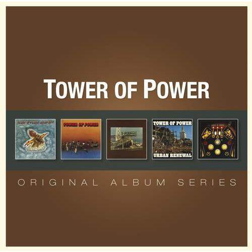 Original album series - tower of power (płyta cd) marki Warner music / rhino