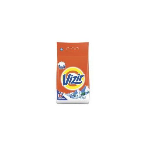 PROSZEK DO PRANIA VIZIR ALPINE FRESH 4,2 KG 60 PRAŃ (proszek do prania ubrań)