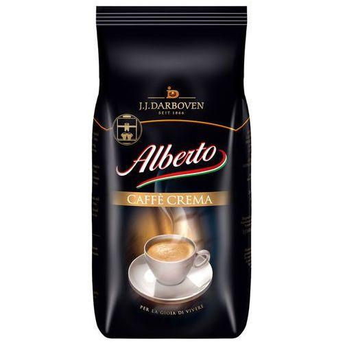 Kawa caffe crema 1 kg marki Alberto