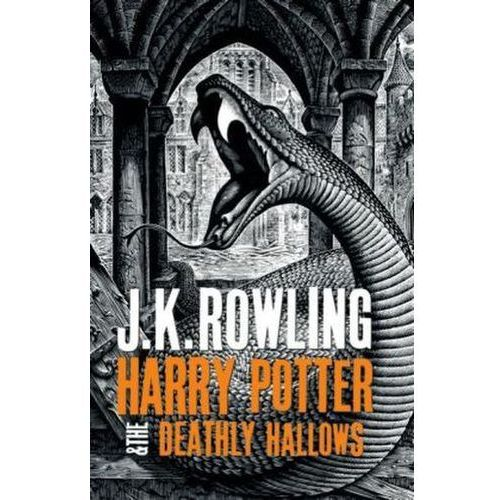 Harry Potter and the Deathly Hallows (9781408865453)