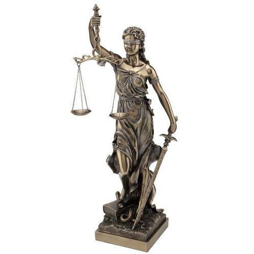Okazała temida - bogini sprawiedliwości (wu76878a4) marki Veronese