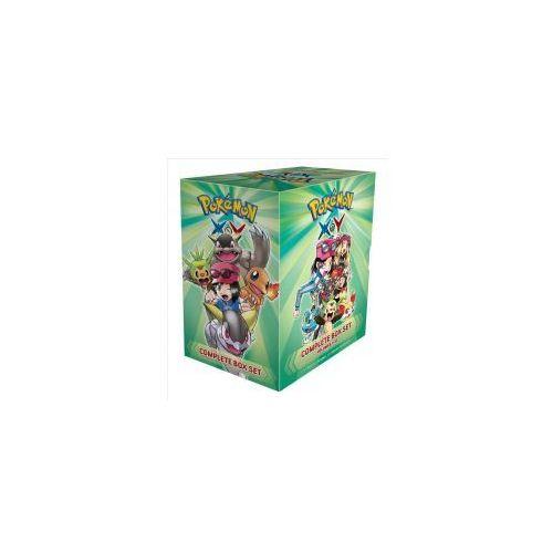 Pokemon X*Y Complete Box Set (9781421598499)