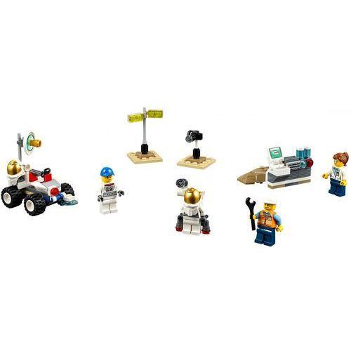 Lego City City 60077 Kosmos - zestaw startowy 60077 z kategorii: klocki dla dzieci
