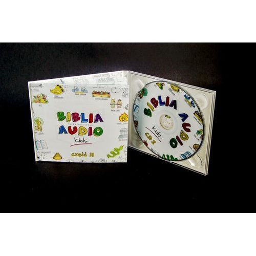 BIBLIA AUDIO KIDS CD 2