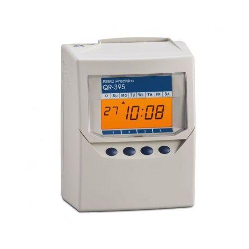 Zegar do rejestracji czasu pracy Seiko na kartach zegarowych