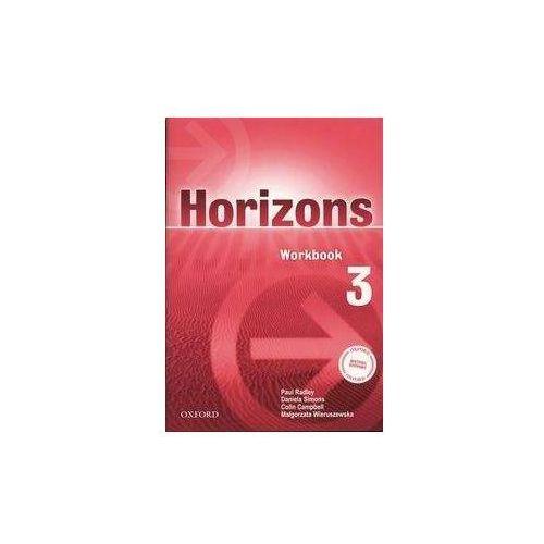 Horizons 3. Workbook (64 str.)