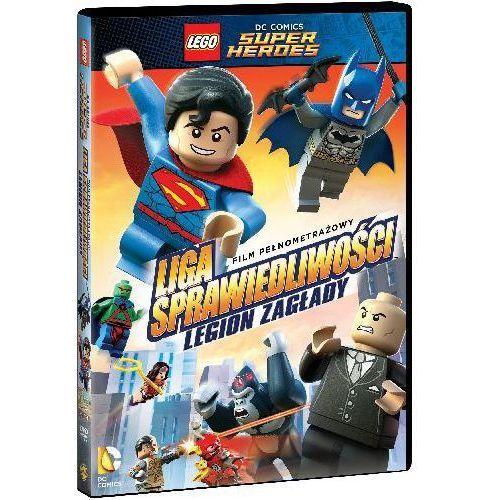 Film lego® liga sprawiedliwości - legion zagłady marki Galapagos