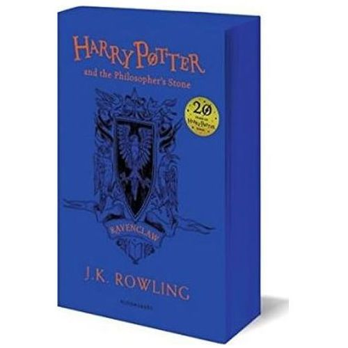 Harry Potter and the Philosopher's Stone - Ravenclaw Edition, J.K. Rowling