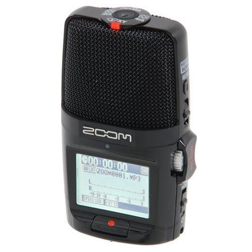 Zoom h2n cyfrowy rejestrator