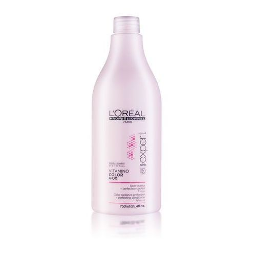 L'oreal professionnel expert vitamino color a-ox radiance protection conditioner odzywka do wlosow koloryzowanych 750ml