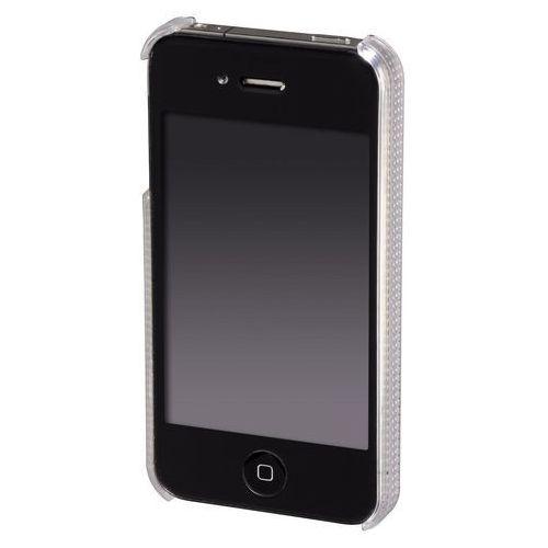 Etui HAMA do iPhone 4/4S White Diamond Rainbow Czarny, kolor czarny