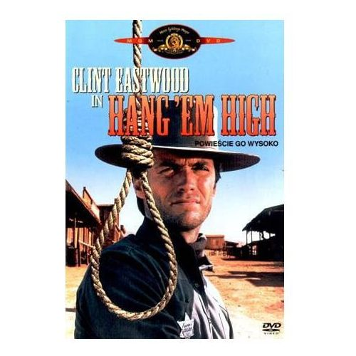 Powieście go wysoko (DVD) - Ted Post DARMOWA DOSTAWA KIOSK RUCHU