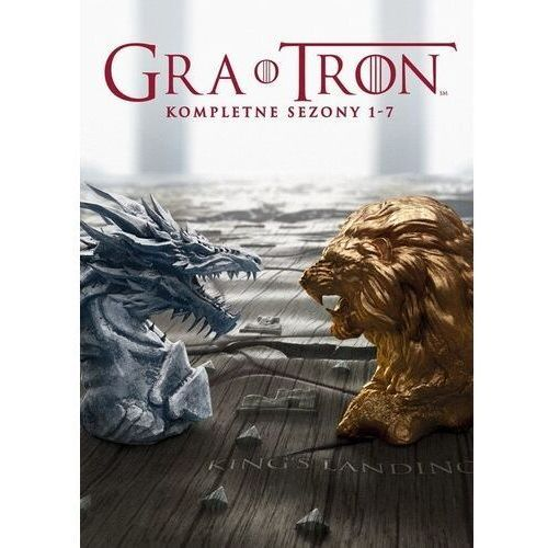 GRA O TRON, PAKIET SEZONÓW 1-7 (35DVD) (Płyta DVD)