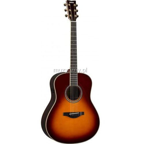 ll ta bs transacoustic gitara akustyczna marki Yamaha