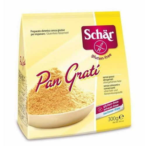 Pan Grati- bułka tarta 300g bezglutenowa Schar (8008698004753)