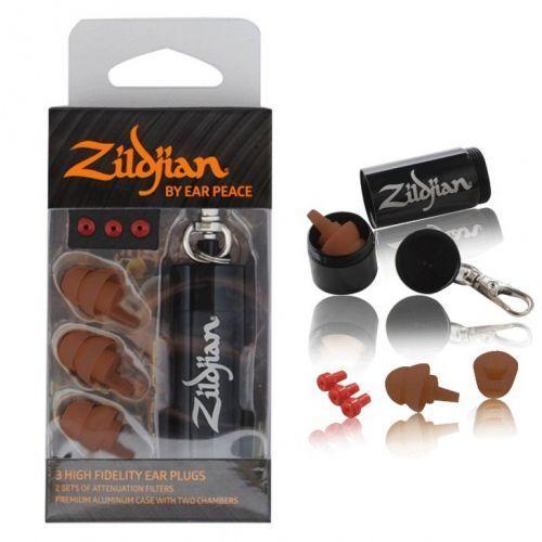 hd earplugs dark zatyczki do uszu (para) marki Zildjian