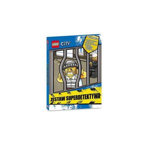 LEGO City Zestaw superdetektywa, pozycja z kategorii Hobby i poradniki