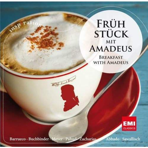 Empik.com Mozart: breakfast with amadeus (5099943362820)