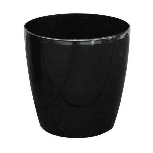 Doniczki plastikowe Lobelia Classic rozm. 16 czarna