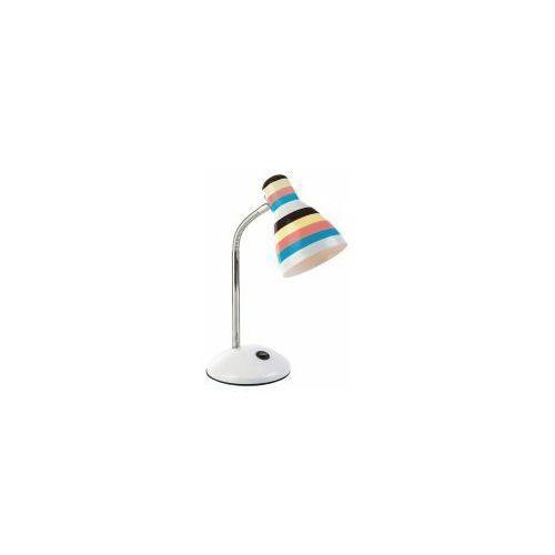 Lampka na biurko  Trace kolorowe paski, produkt marki Reality