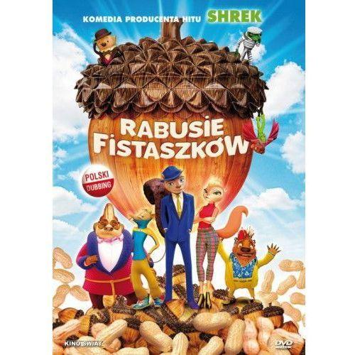 Rabusie fistaszków - venokur ross marki Kino świat