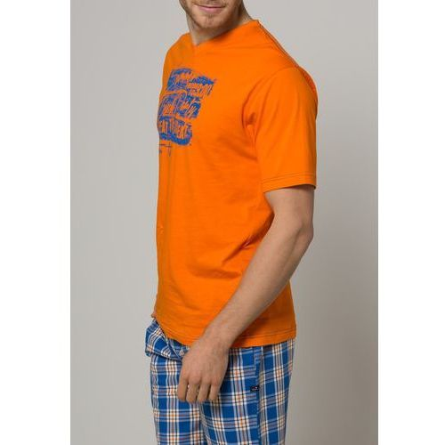Tom Tailor TROPICAL HEAT Koszulka do spania berance orange od Zalando.pl
