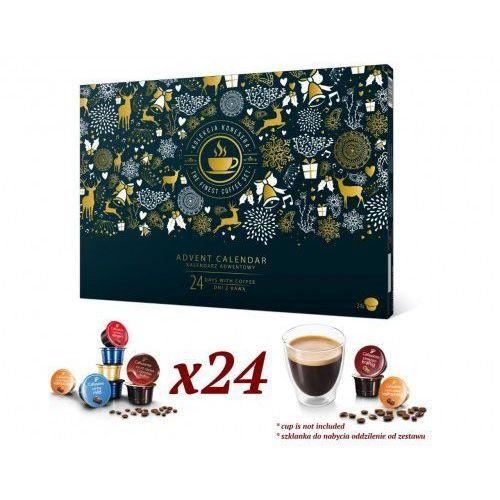 Poznajsmaki Prezent na walentynki - zestaw konesera z kawą tchibo w kapsułkach cafissimo firm tchibo i caffitaly (5907813306020)