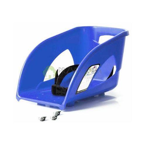 Oparcie SEAT1 siodełko do sanek BULLET niebieskie
