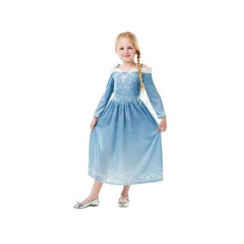 921a42d7c9d1b1 Rubies Kostium frozen elsa dla dziewczynki - roz. m 119,99 zł Strój Frozen  Elsa dla dziewczynki - Kraina lodu Przygoda Olafa. W komplecie: sukienka, a  także ...