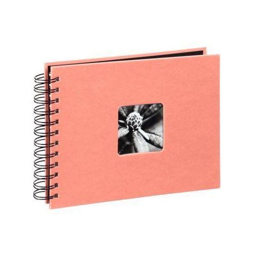 Album HAMA Fine ART Czarne kartki (50 stron) Koralowy