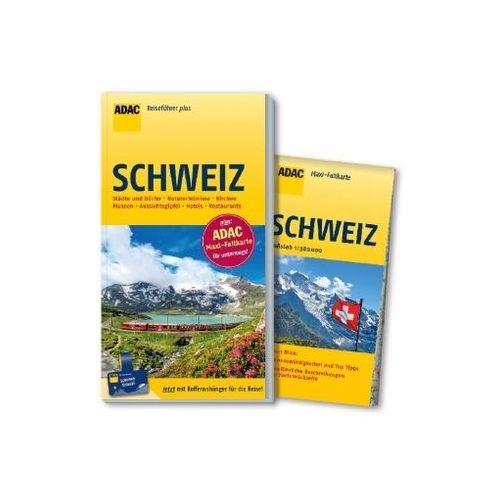ADAC Reiseführer plus Schweiz (9783956893063)