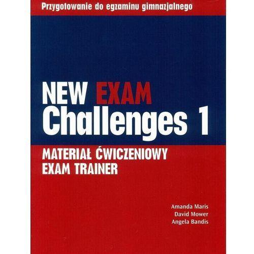 New Exam Challenges 1. Materiał Ćwiczeniowy Exam Trainer (Do Wersji Wieloletniej) + MP3 Online, praca zbiorowa