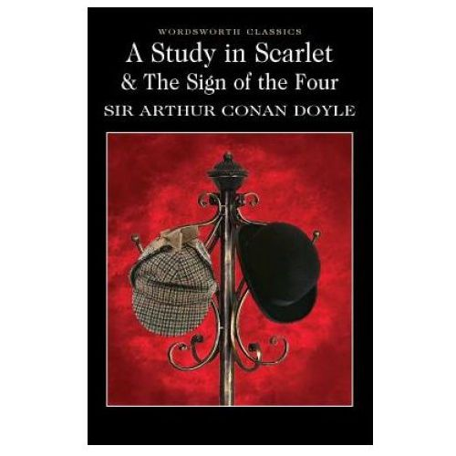 A Study in Scarlet & The Sign of the Four, Wordsworth