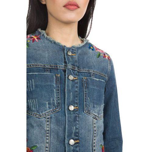 Desigual NOUCOL Kurtka jeansowa denim medium wash
