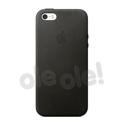 Etui skórzane APPLE do iPhone SE Czarny MMHH2ZM/A, MMHH2ZM/A