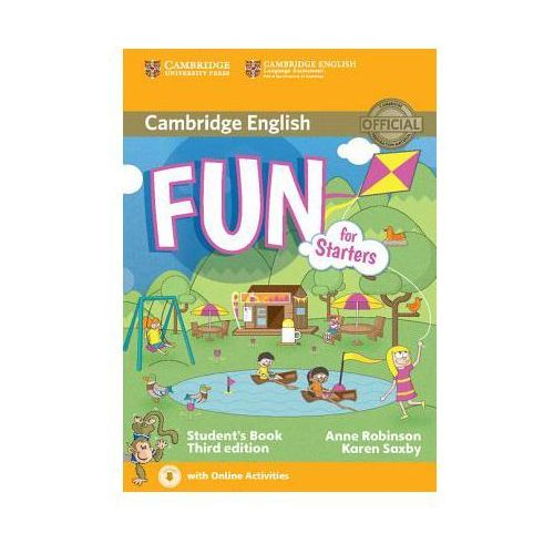 Fun for Starters Student's Book with Audio with Online Activities (126 str.)