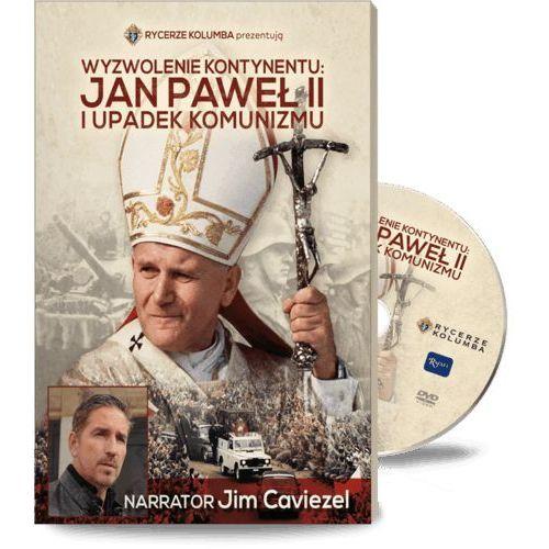 Rafael Wyzwolenie kontynentu: jan paweł ii i upadek komunizmu (booklet dvd) (9788375699760)