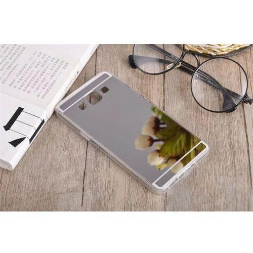 Slim Mirror Case Srebrny   Etui dla Samsung Galaxy A5 - Srebrny