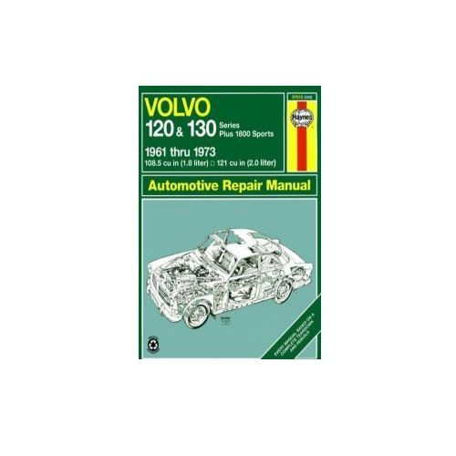 Volvo serii 120, 130 oraz P1800 1961 - 1973