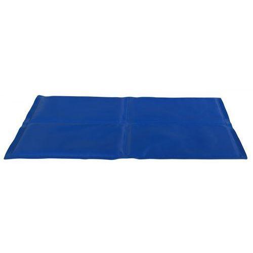 Trixie mata chłodząca, niebieska, 90×50 cm- rób zakupy i zbieraj punkty payback - darmowa wysyłka od 99 zł (4011905286860)