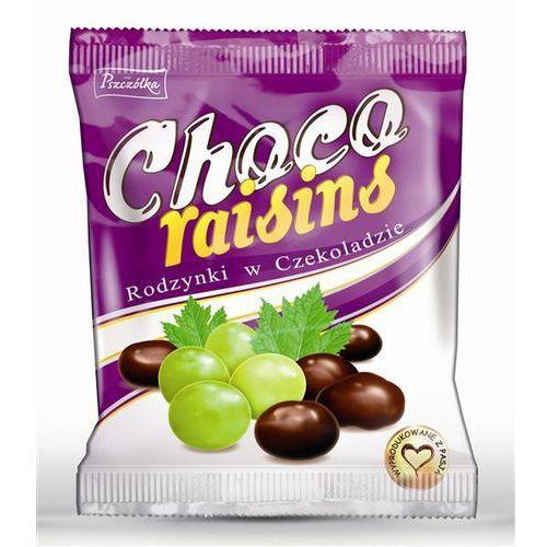 Fabryka cukierków pszczółka sp. Choco raisins 90 g
