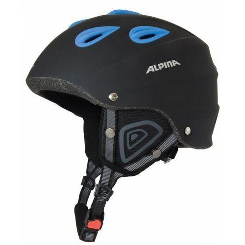 junta - kask narciarski r. 61-64 cm - 60% marki Alpina