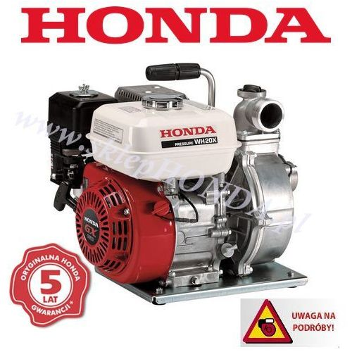 WH 20X Motopompa HONDA (3 mm, 500 l/min) + OLEJ + DOSTAWA GRATIS - PROMOCJA !!!