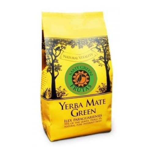 400g Yerba Mate Green Frutas